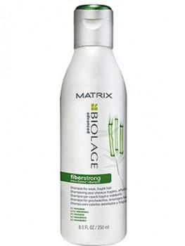 Matrix  Biolage fiberstrong shampoo (Укрепляющий шампунь для ослабленных волос) - купить, цена со скидкой