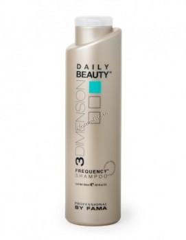 By Fama Daily beauty fequency shampoo (Шампунь для ежедневного применения), 300 мл. - купить, цена со скидкой