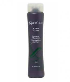 KeraSpa Kera purifiyng shampoo (Очищающий шампунь), 300 мл. - купить, цена со скидкой