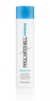 Paul Mitchell Shampoo two (Очищающий шампунь) - купить, цена со скидкой