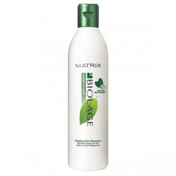 Matrix Scalpsync cooling mint shampoo (Мятный освежающий шампунь), 250 мл. - купить, цена со скидкой