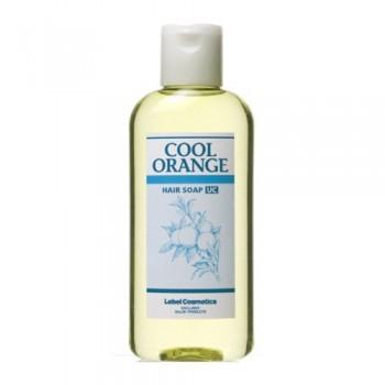 LebeL  COOL ORANGE HAIR SOAP ULTRA COOL-Шампунь для волос 600мл - купить, цена со скидкой