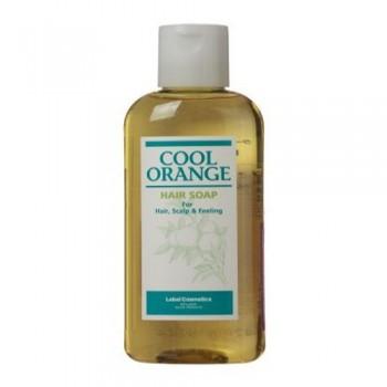 LebeL COOL ORANGE HAIR SOAP COOL-Шампунь для волос 600мл - купить, цена со скидкой