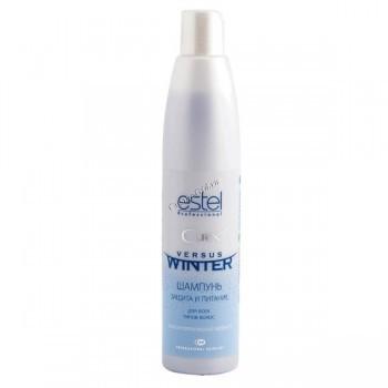 Estel professional Versus winter (Шампунь для волос «Защита и питание»), 300 мл. - купить, цена со скидкой