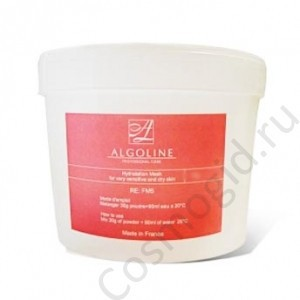 Algoline Увлажняющая маска для очень чувствительной и сухой кожи - купить, цена со скидкой