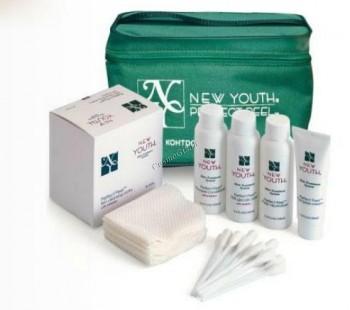 New Youth Набор 70% гликолевого пилинга с ингибитором, 6 препаратов (на 40 процедур) - купить, цена со скидкой
