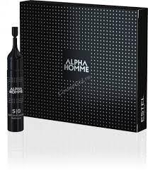 Estel De Luxe Alpha Homme Пенный краситель против седины для мужчин, 10 мл. - купить, цена со скидкой