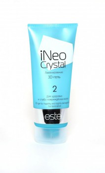 Estel / 3D-гель для здоровых и слабо поврежденных волос, 200 мл. - купить, цена со скидкой