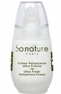 Jean d'Estrees Creme voluptueuse ultra-fraiche (Роскошный освежающий крем с чистой ледниковой водой), 50 мл  - купить, цена со скидкой