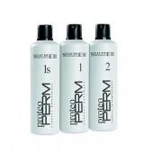 Selective Professional Состав для жестких волос PROTEO PERM 1S 1000 мл - купить, цена со скидкой