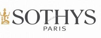 Sothys Халат махровый для клиента розово-бежевый с логотипом Sothys (размер L) - купить, цена со скидкой