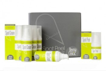 Dermaceutic Spotpeel + spotcream (Набор срединный пилинг и крем Spot), 2 препарата. - купить, цена со скидкой