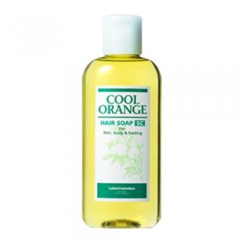 LebeL COOL ORANGE HAIR RINCE-Бальзам-ополаскиватель 1600мл - купить, цена со скидкой