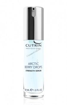 Cutrin Arctic berry drops strength (Сыворотка «Сила» для нормальных и тонких волос), 30 мл. - купить, цена со скидкой