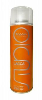 KAPOUS Лак аэрозольный для волос сильн и норм фикс 750 мл - купить, цена со скидкой