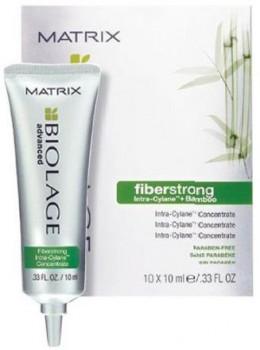 Matrix Biolage fiberstrong concentrate (Концентрированная сыворотка Intra-Cylane) 10шт. х10мл. - купить, цена со скидкой