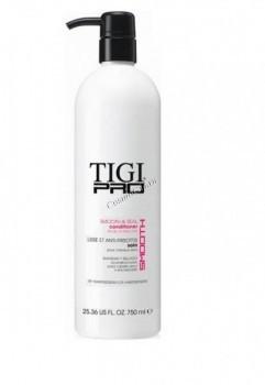 """Tigi Pro Smooth & seal shampoo (Смягчающий шампунь для сухих и пористых волос """"Гладкость и сила""""), 750 мл. - купить, цена со скидкой"""