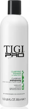 """Tigi Pro Clarifying shampoo (Шампунь-детокс """"Очищение""""), 750 мл. - купить, цена со скидкой"""