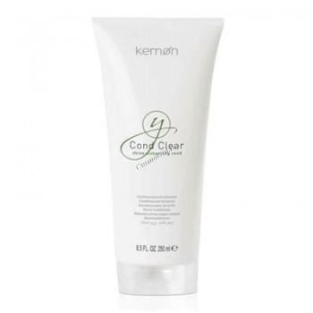 Kemon Yo cond clear Тонирующий крем для волос нейтральный блеск), 250 мл - купить, цена со скидкой