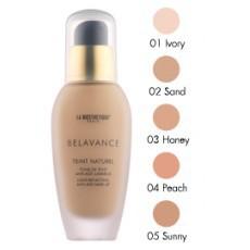 La biosthetique make-up teint naturel anti-age (Тональная основа с ультрафиолетовым фильтром), 30 мл - купить, цена со скидкой