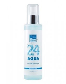 Beauty Style Moisturizing tonic «Aqua 24» (Увлажняющий тоник «Аква 24»), 200 мл   - купить, цена со скидкой