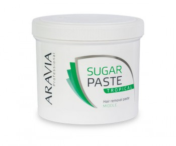 Aravia Сахарная паста средней плотности «Тропическая», 750 гр. - купить, цена со скидкой