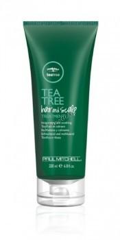 Paul Mitchell Tea tree hair and sculp treatment (Кондиционер-пилинг для всех типов волос для мужчин)  - купить, цена со скидкой