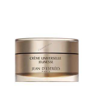 Jean d'Estrees Creme universelle jeunesse texture riche (Универсальный омолаживающий крем, насыщенная текстура) - купить, цена со скидкой