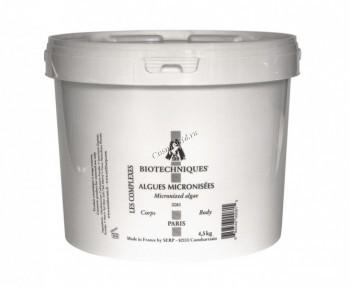 Biotechniques М120 Algues Micronisees (Водоросли), 4.5 кг - купить, цена со скидкой
