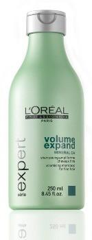 L'Oreal Professionnel Volume Expand  Шампунь для придания объема тонким волосам Волюм Экспанд  250 мл. - купить, цена со скидкой