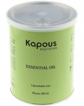 Kapous Жирорастворимый воск для коротких волос - купить, цена со скидкой