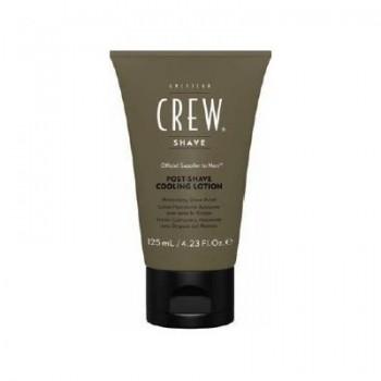 American crew Post shave cooling lotion (Охлаждающий лосьон после бритья), 125 мл. - купить, цена со скидкой