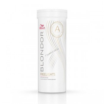 Wella Blondor Freelights-Powder (Осветляющая пудра), 400 гр - купить, цена со скидкой