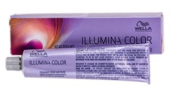 Wella illumina colour Стойкая крем краска мл Безаммиачное