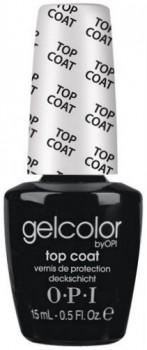 OPI  Micro bond UV Top coat 15мл-верхнее  покрытие - купить, цена со скидкой