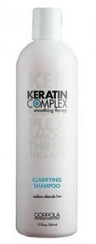 KERATIN COMPLEX   Шампунь очищающий   1 л - купить, цена со скидкой