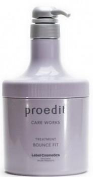 LebeL PROEDIT HAIR TREATMENT BOUNCE FIT-Маска для волос линии 600мл - купить, цена со скидкой