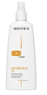 Selective Professional on care protector oil (Защитное масло-спрей для всех типов волос), 250 мл - купить, цена со скидкой
