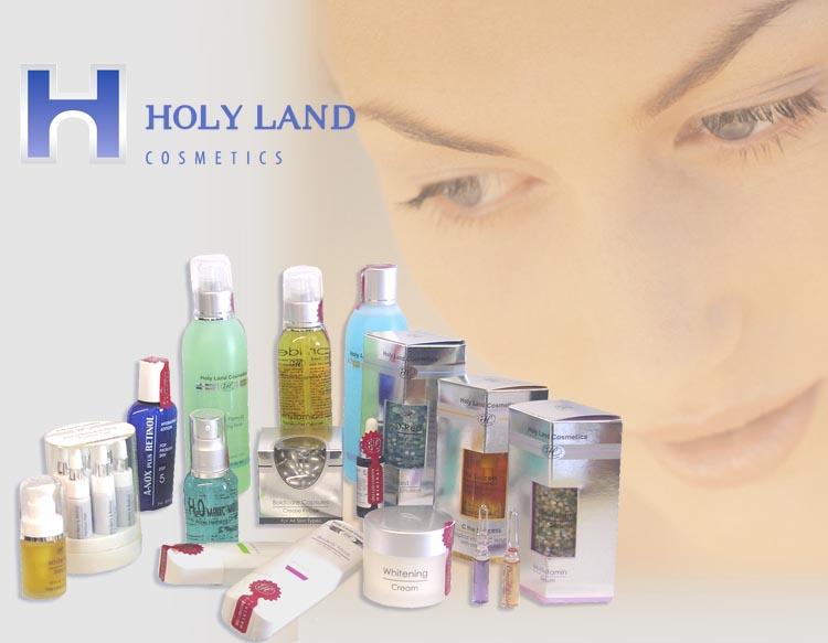Holy Land израильская косметика купить в интернет-магазине космогид