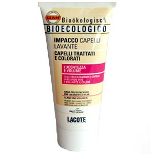 Guam маска-шампунь для окрашенных волос bioecologico, 150 мл - средства для окрашенных волос.