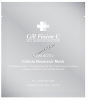 Cell Fusion C Cellular reservoir mask (�������������  ����� � ���������������), 35 �*4 ��. - ������, ���� �� �������