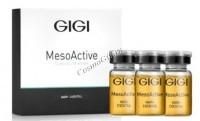 GIGI Ma hair + cocktail (Энергия роскошных волос (трихологический коктейль)), 8 мл - купить, цена со скидкой