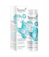 Восстанавливающая омолаживающая крем-маска для волос Кристальная гармония 200 мл, Teana - купить, цена со скидкой