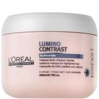 L'Oreal Professionnel Lumino contrast mask (Маска-сияние Люмино Контраст), 200 мл. - купить, цена со скидкой