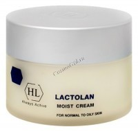 Holy Land Lactolan moist cream for oily skin (����������� ���� ��� ������ ����), 250 ��. - ������, ���� �� �������