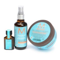 Moroccanoil Набор  Holiday (масло+спрей+маска увл )  - купить, цена со скидкой