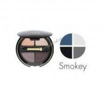 La biosthetique make-up magic shadow duo smoky ginger & light gold (Компактные тени для век двухцветные), 2,8 гр - купить, цена со скидкой