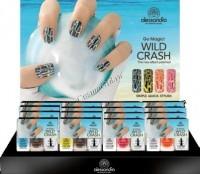 Alessandro Wild crash (Набор лаков для ногтей «Вилд краш»)   - купить, цена со скидкой