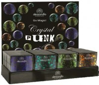 Alessandro Crystal punk (Набор лаков для ногтей «Кристалл панк»)  - купить, цена со скидкой