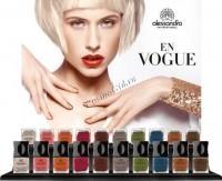 Alessandro En vogue (Набор лаков для ногтей «Модный»)  - купить, цена со скидкой